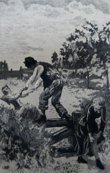 Les cousines, 1884