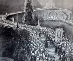 Procession à Lourde