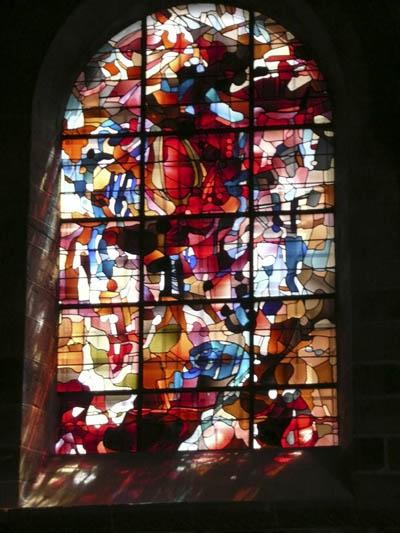 Basilique St Julien de Brioude - 1983