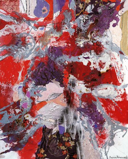 Affinités secrètes, 116x89, 1998, Baron Renouard