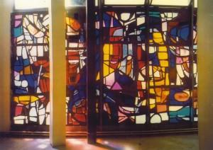 Porte monumentale, Hôpital de Nancy, 1966