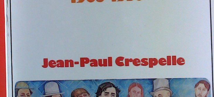 Jean-Paul Crespelle, critique d'art