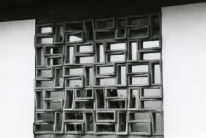 Utilisation en claustra pour patio