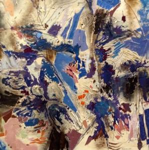Les Abers I, 1989120 × 120 cm