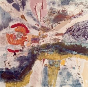 Composition 145, 1964130 × 130 cm