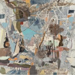 Entre ciel et terre, 1966150 × 150 cm