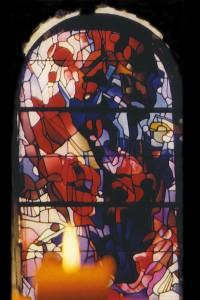 Vitrail de l'église de Bellenaves